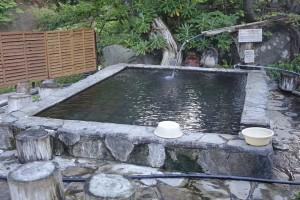 汗と疲れを流した日光澤温泉